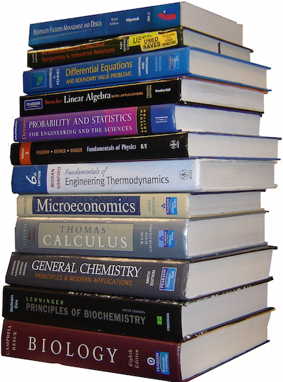 Where to Find the Cheapest Textbooks Possible